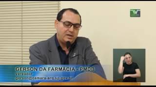 PE 18 Gerson da Farmácia