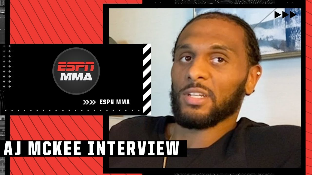 AJ McKee explains his rift with Patricio Freire at the Bellator 263 press conference | ESPN MMA