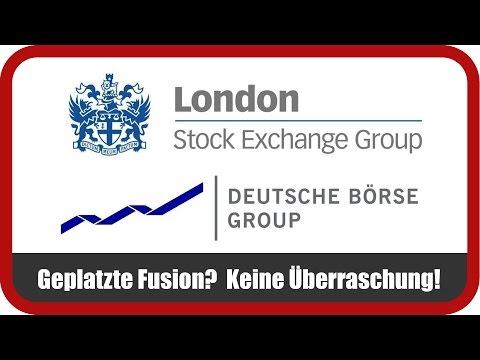Marktanalyst Salcher: Deutsche Börse - geplatzte Fusion keine Überraschung
