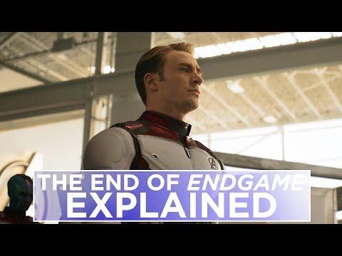 &39;Avengers: Endgame&39; ending explained spoilers