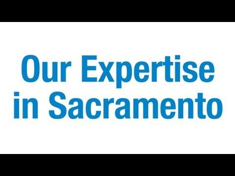 Our Expertise in Sacramento