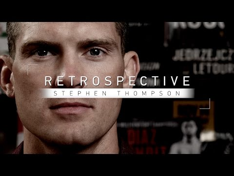 "Retrospective: Stephen ""Wonderboy"" Thompson - Full Episode"