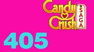 Candy Crush saga Livello Level 405