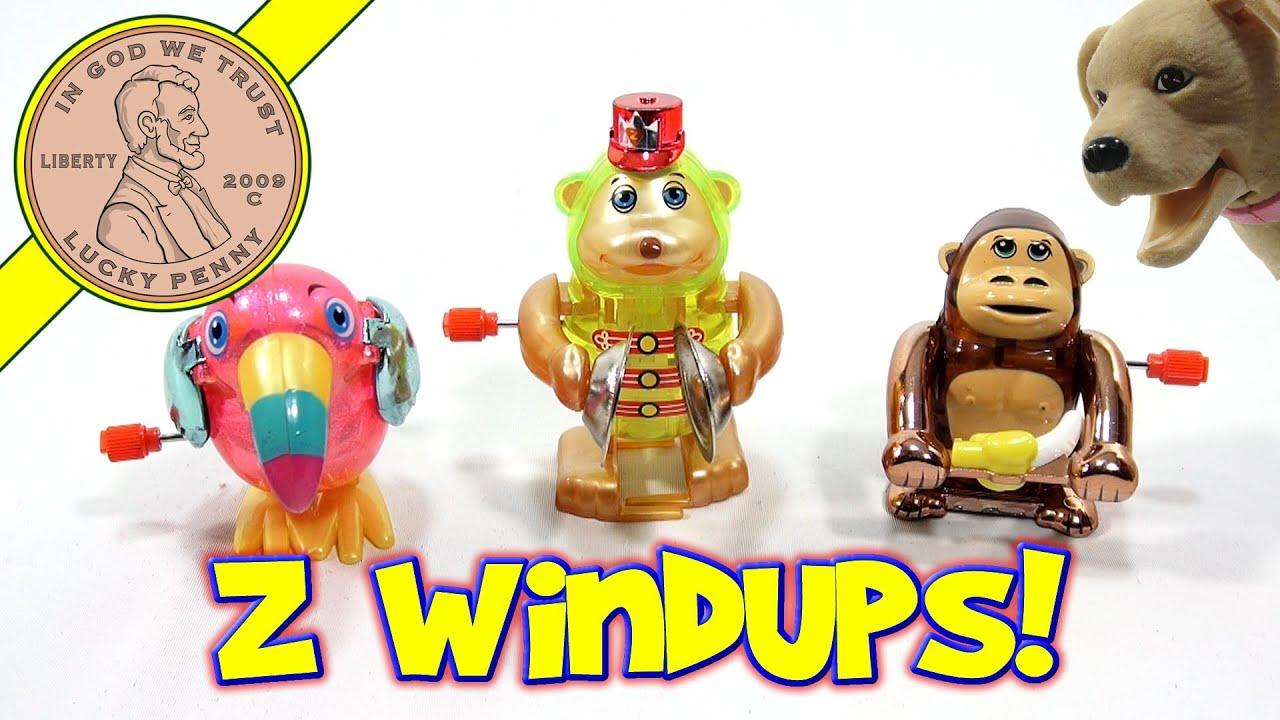 Z Wind Up Toys 49