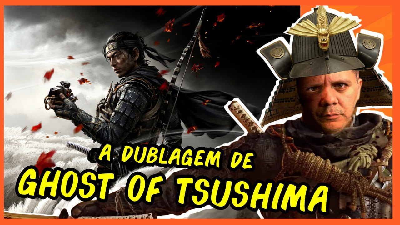 Ghost of Tsushima!