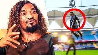 """Rajini was Heavily Bleeding""- Stunt Silva reveals shocking Accident 