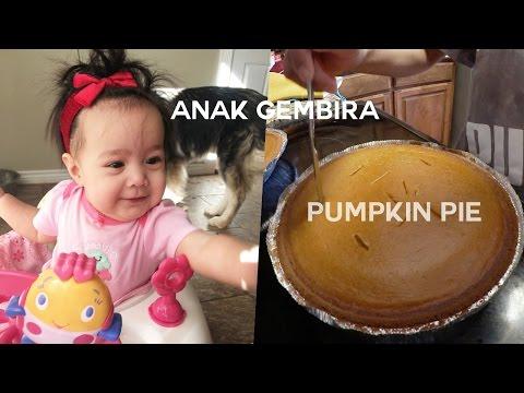 PUMPKIN PIE | SILENT MUKBANG | ANAK MURAH SENYUM | GIVEAWAY