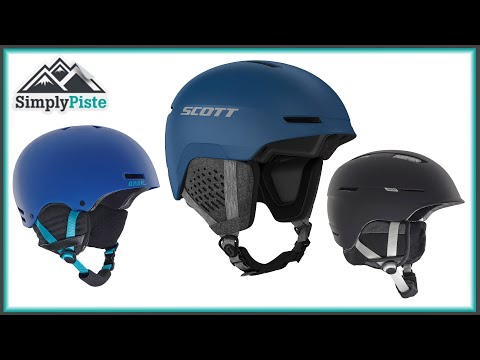 How to choose the right ski helmet and get the perfect fit - www.simplypiste.com