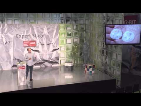 Talk -  George Fisher-Wilson, 3D Hubs