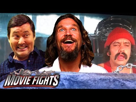 Best Stoner Movie? with Doug Benson! - MOVIE FIGHTS!