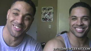 Bodybuilding Tip: Testosterone Boosters to Build Muscle Do They Work??? @hodgetwins