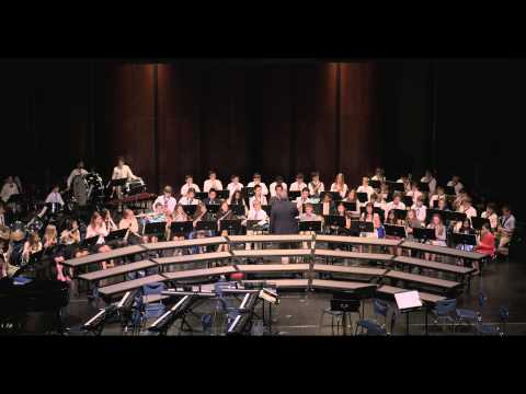 Shady Side Academy Middle School Concert Band: Baby It's Cold Outside