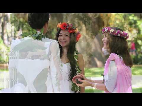 Kahu Pomaika`i with Hawaiian Aloha Blessings