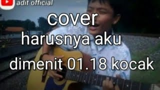 Download Harusnya aku Armada (cover)gitar akustik