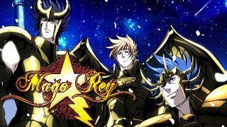 Saint Seiya Lost Canvas Opening Español Latino HD - MAGO REY - El Reino de los Dioses