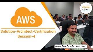 AWS Solution Architect Certification Tutorials EC2 (Session-4) — By DevOpsSchool