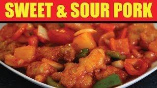 Sweet and Sour Pork (咕嚕肉) - Wokthefok.com