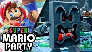 LAS RUINAS DOMINÓ DE DON ROCO!! | Super Mario Party | Ep 1 en ESPAÑOL con -- ALEX --