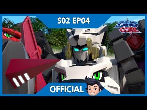 [DinoCore] Official | 5 Combo Robot, Ultra D-Saber | Dinosaur Robot Animation | Season 2 EP04