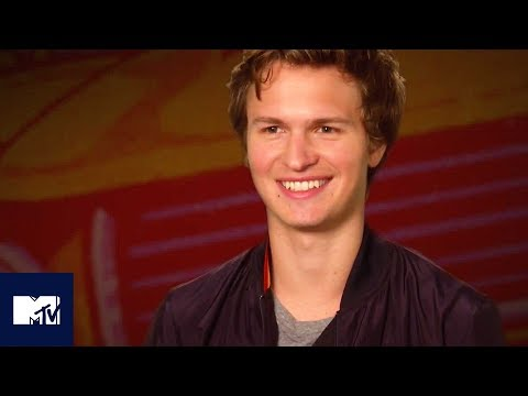 Ansel Elgort In Baby Driver - Exclusive Behind The Scenes Look | MTV