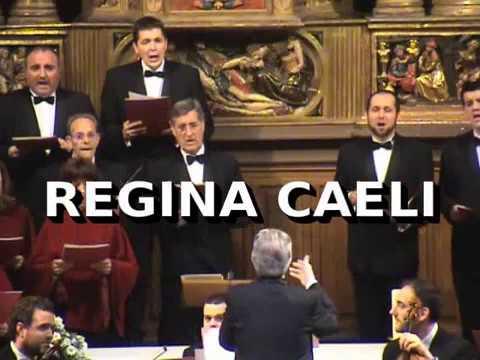 3 Capilla de a = Regina Caeli