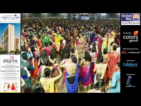 United Way Baroda - Garba Mahotsav With Atul Purohit - Day 4 - Live Stream