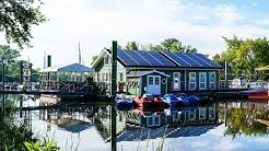 Bootshaus Ginsheim - das schwimmende Restaurant #GiGuToGo
