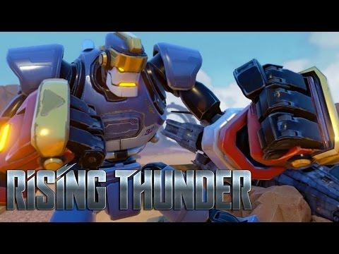Rising Thunder - bijatyka F2P z prostym sterowaniem