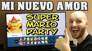 ¡ENAMORADO DE SUPER MARIO PARTY DE NINTENDO SWITCH! - Sasel - Gameplay - análisis