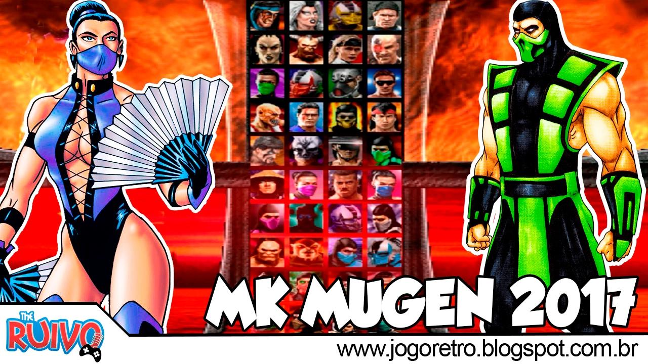 MK 2017 (MK Project 4 1 + MK Deadly Alliance) MUGEN 2017