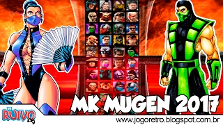Mk 2017 (mk project 4.1 + mk deadly alliance) mugen 2017