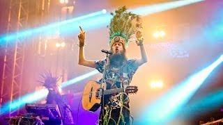 Crystal Fighters - LA Calling at Glastonbury 2014