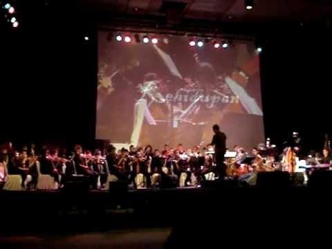 Godbless - Kehidupan feat Andi Rif by Orkestra Bumi Siliwangi