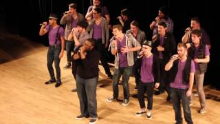 Note to Self ICCA Quarterfinals 2015