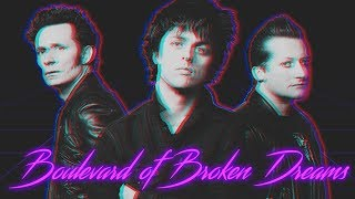 Download Green Day - Boulevard of Broken Dreams [80s Version] MP3 song and Music Video