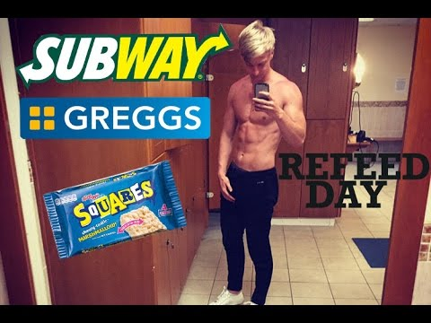HOW TO REFEED THE RIGHT WAY | SUMMER SHREDDING | STUDENT BODYBUILDER