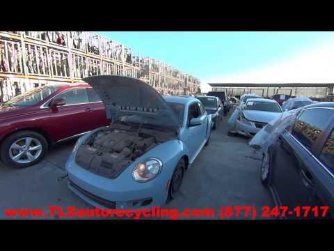 2013 Volkswagen Beetle Parts For Sale - 1 Year Warranty