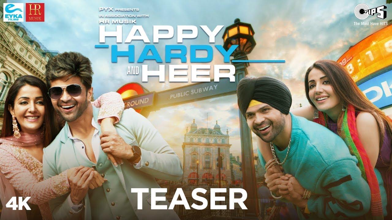 Download Happy Hardy And Heer Official Teaser | Himesh Reshammiya, Arijit Singh, Navraj Hans, Sonia Mann