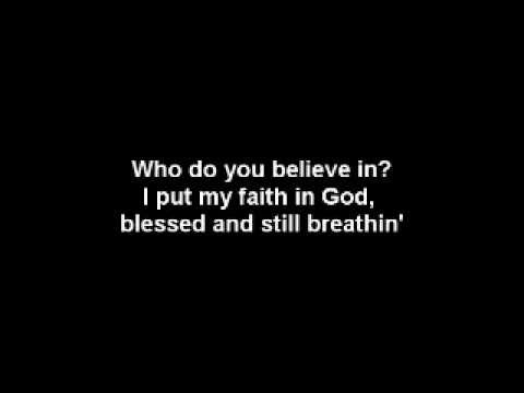2pac - Who Do You Believe In? // With *LYRICS IN VIDEO
