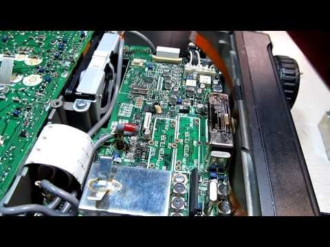 #128: How to install optional filters in an Icom IC706MkIIG and measure them with an FFT