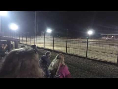 100816 Fayette County Speedway Modified Heat race