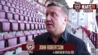 HeartsTV: Robbo on Dave Mackay
