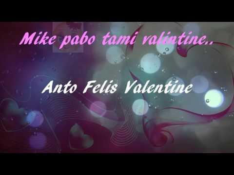 Dilara Tram Ft Tedi G & JP - Valentine 2016 (Lyrics Video)