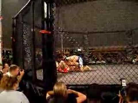 Bobby Petras 2nd MMA Fight