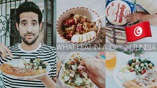 Was ich WIRKLICH am TAG ESSE! 🇹🇳 Tunesien EDITION + VLOG ! | Sami Slimani