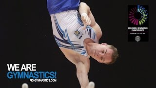 FULL REPLAY: Individual Apparatus Finals - Day 2 - Glasgow Worlds 2015 - We are Gymnastics !