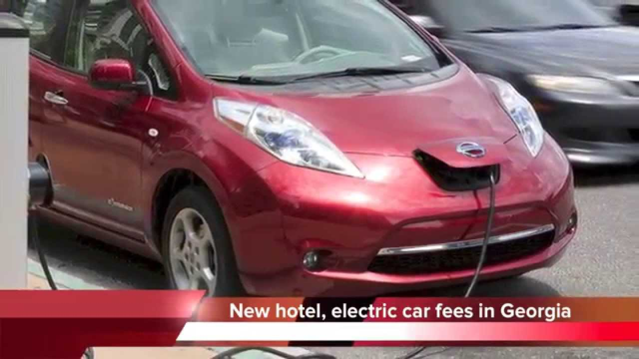 georgia takes away tax credit for electric cars youtube. Black Bedroom Furniture Sets. Home Design Ideas