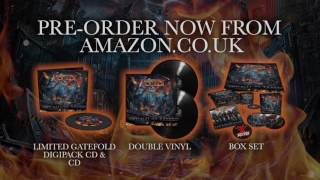 Pre-order Now! ACCEPT Release 'The Rise Of Chaos' August 4th
