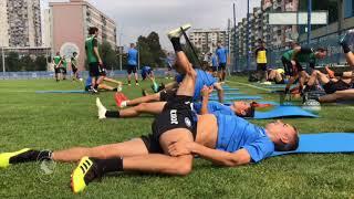 Q2 Preliminari UEL Sarajevo-Atalanta, ultimo allenamento pre-match