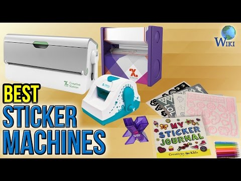 The 5 Best Sticker Maker Machines [Ranked] | Product Reviews